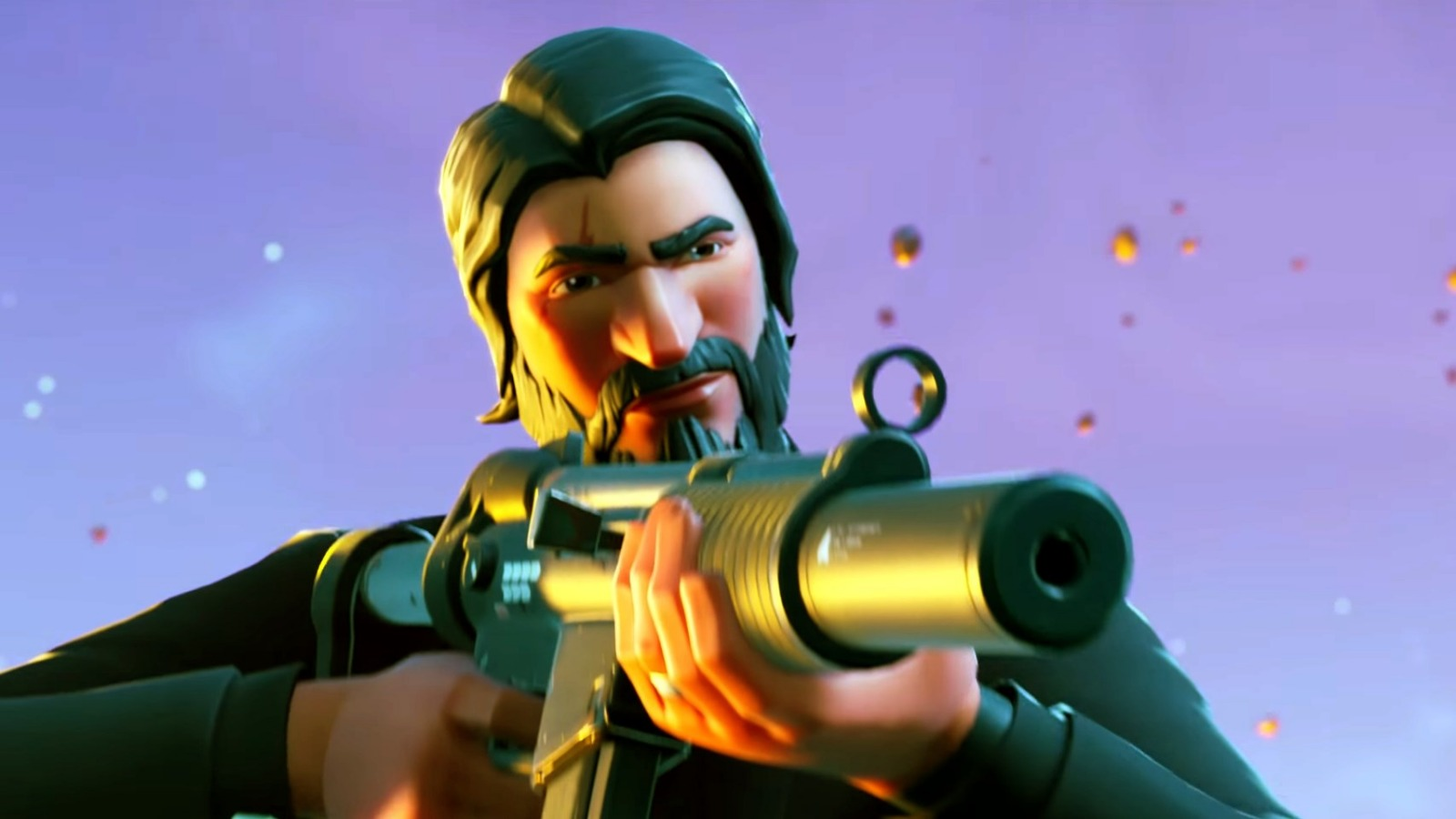 The Low-Down on the Upcoming John Wick Fortnite Event