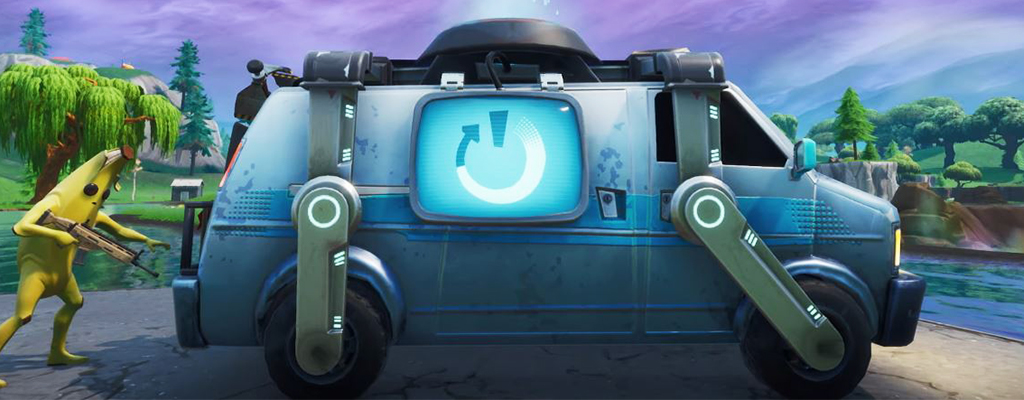 Reboot Van and Cards Confirmed for Fortnite Update 8.30