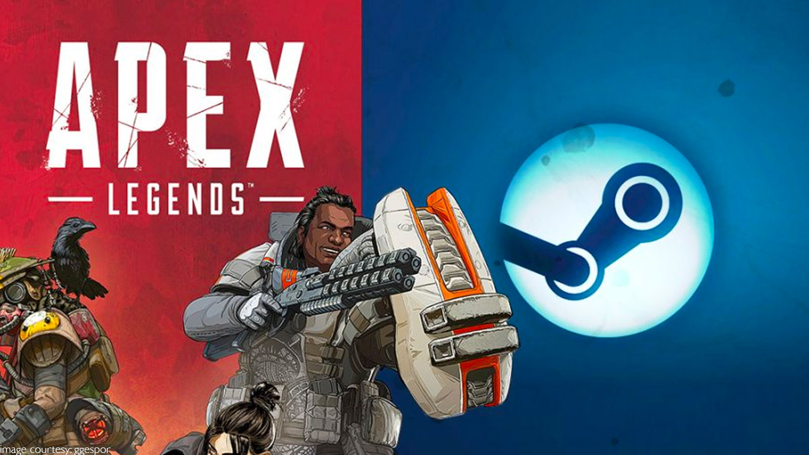 Praise Gaben! Apex Legends Is Coming to Steam!