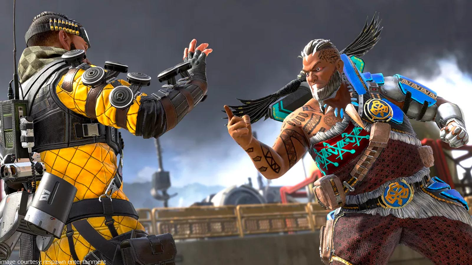 Get Ready to Play as a Pair -- Apex Legends Adds Duos Mode