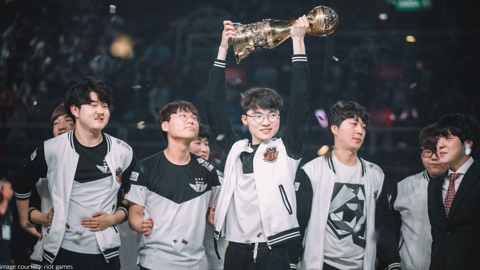 Faker Talks About Being the GOAT of League of Legends