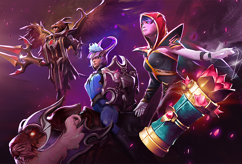 Dota 2 Treasure of the Timeless Rite item sets available for purchase this weekend only