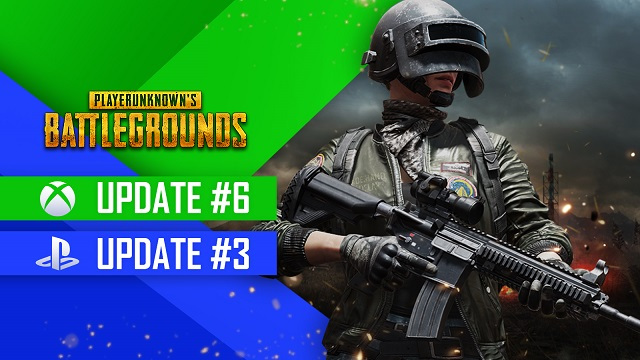 Game-breaking Update on PS4 and Xbox Leaves PUBG Players Furious