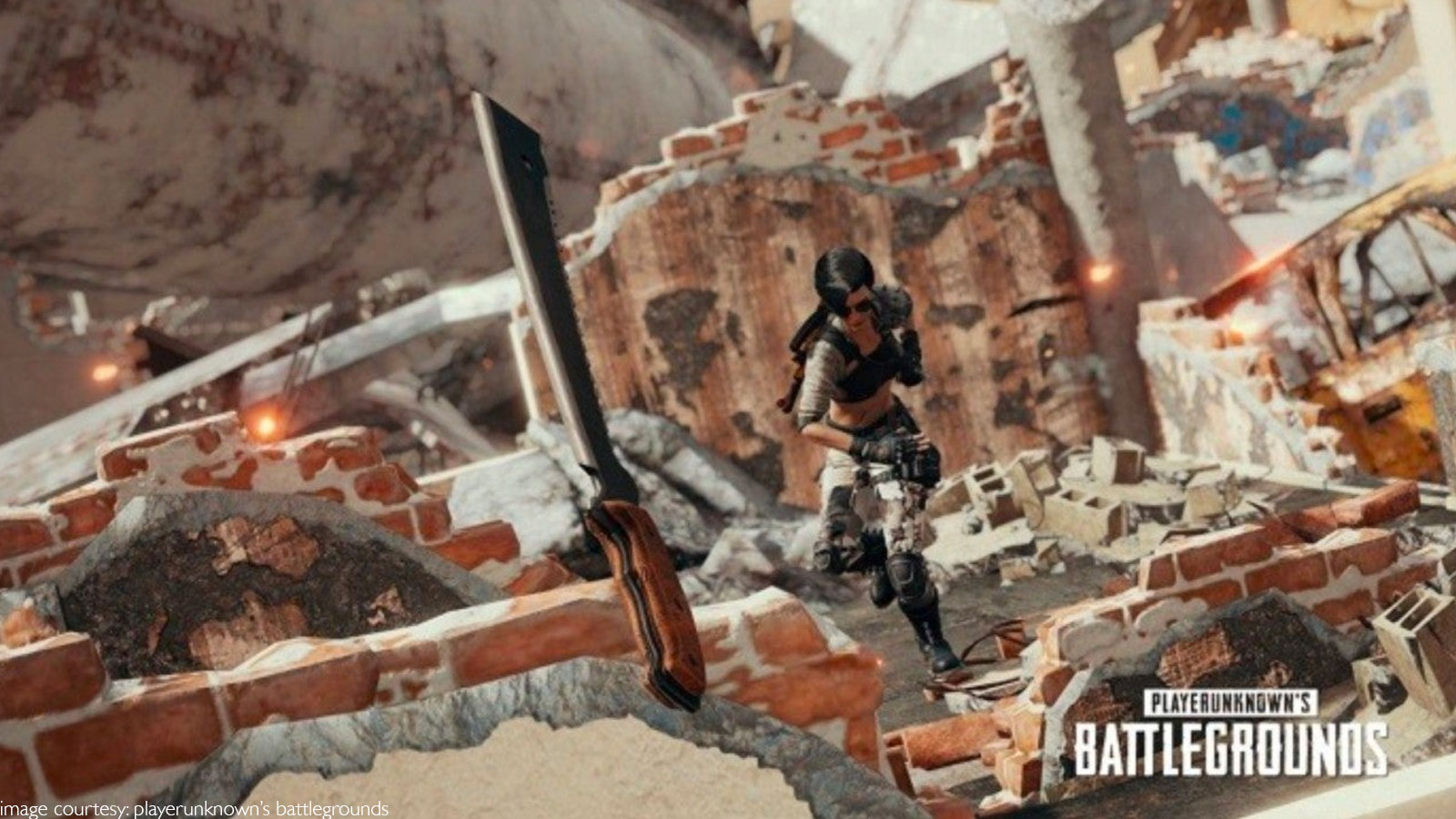 Get Ready to Throw Items and Weapons in PUBG Season 5