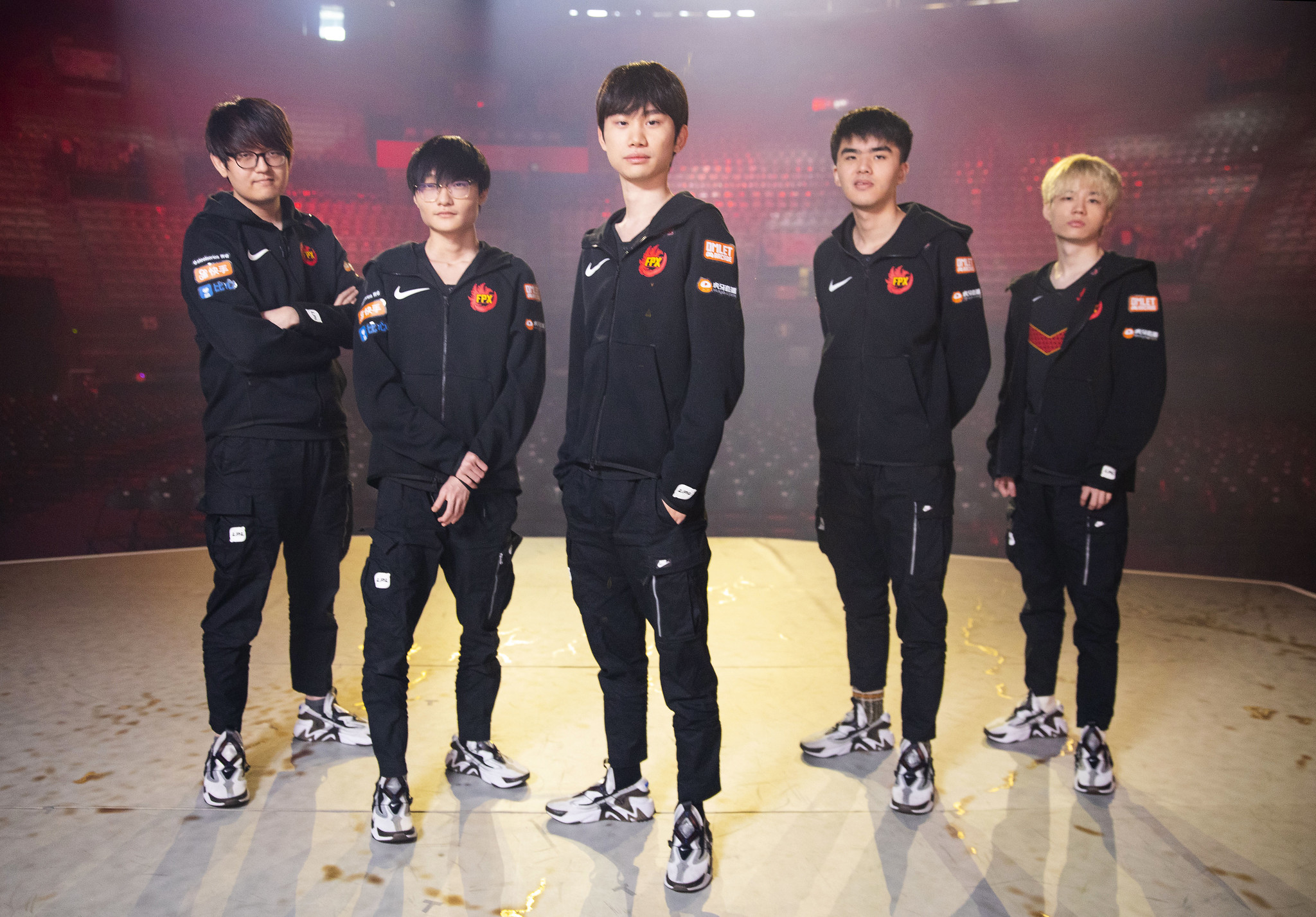 Chinese team FunPlus Phoenix wins League of Legends World Championship